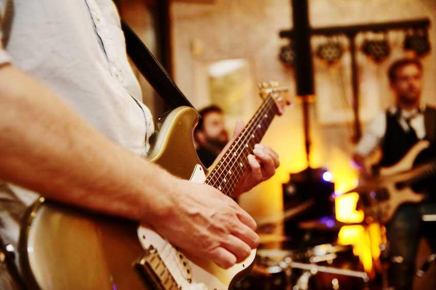 Live Band Musik