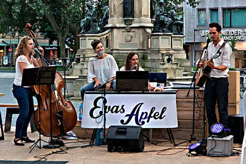 Jazz Band buchen