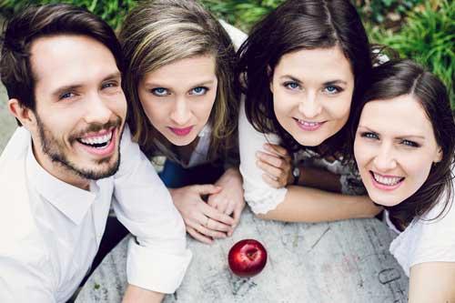 Evas Apfel Dinnerband