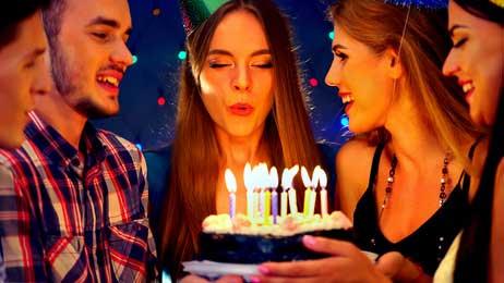 Geburtstagsfeier Ideen