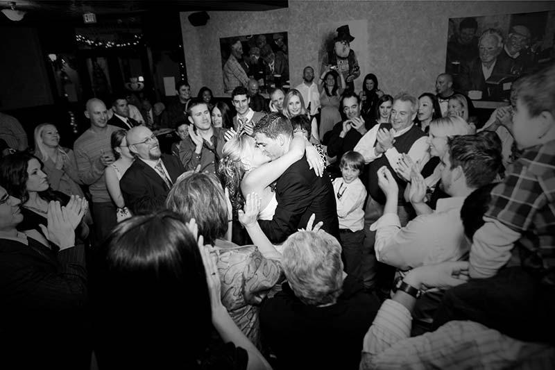 Hochzeit Party mit Cover-Band in München