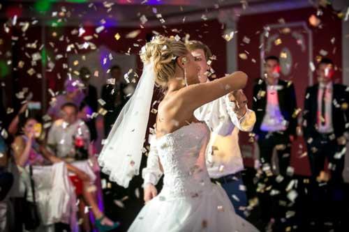 Hochzeitsband buchen