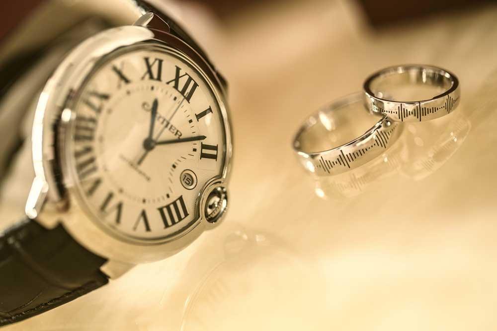Hochzeitsplaner für den passenden Ehering