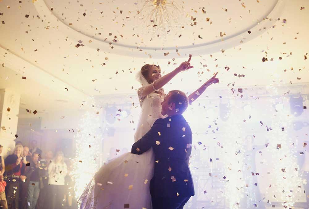 Hochzeitsband vom Hochzeitsplaner