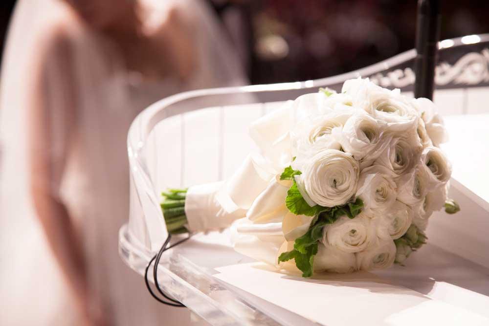 Hochzeitsplaner für den schönsten Hochzeitsstrauss