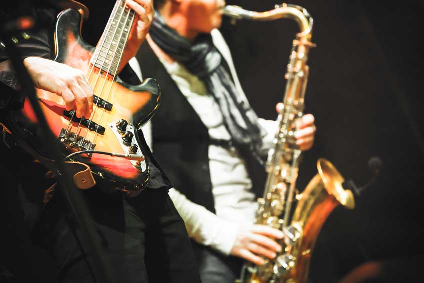 Jazzbands buchen
