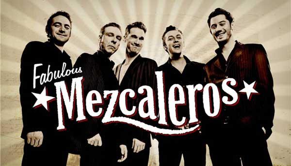 Band Agentur für Partyband Mezcaleros