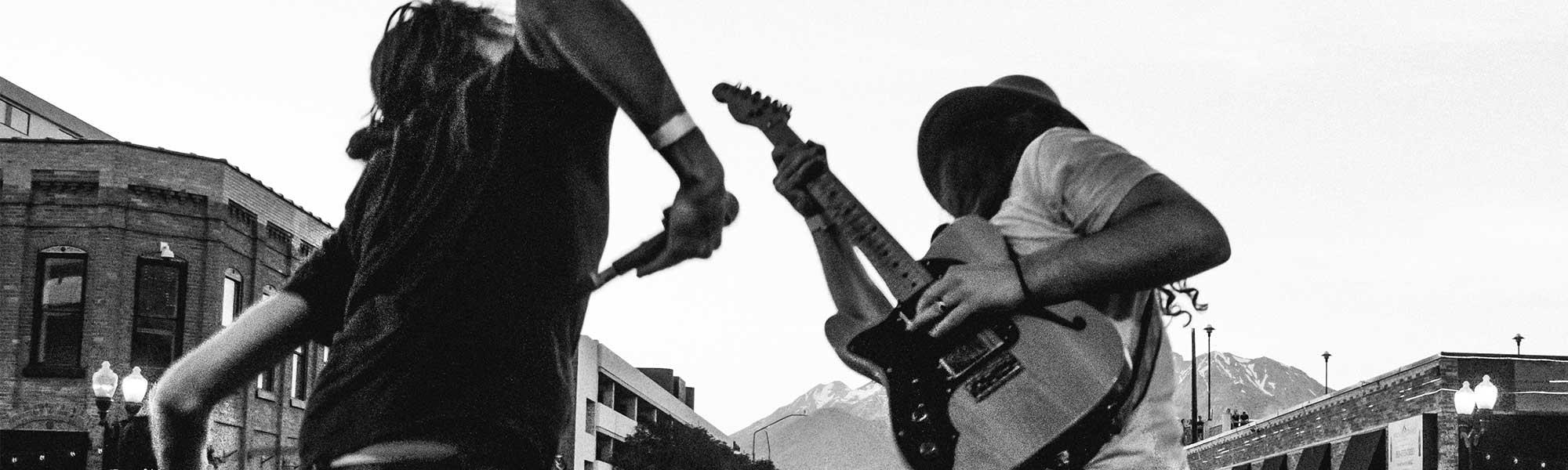 Rockband Bayern buchen für Event