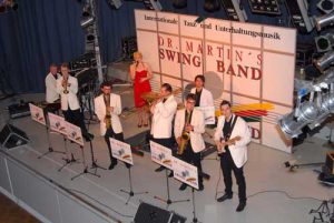 Dr. Martin's Swing & Party Band