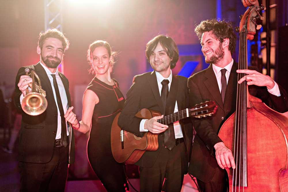 Band: Jazz Trio Mayence