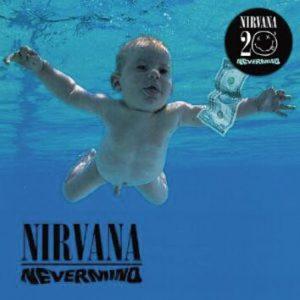 80er und 90er Jahre Band Nirvana