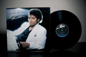 Chart, Dance und Pop Star Michael Jackson
