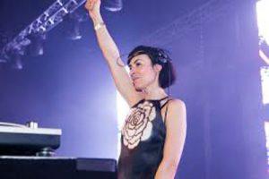 90er Jahre DJ Star Marusha