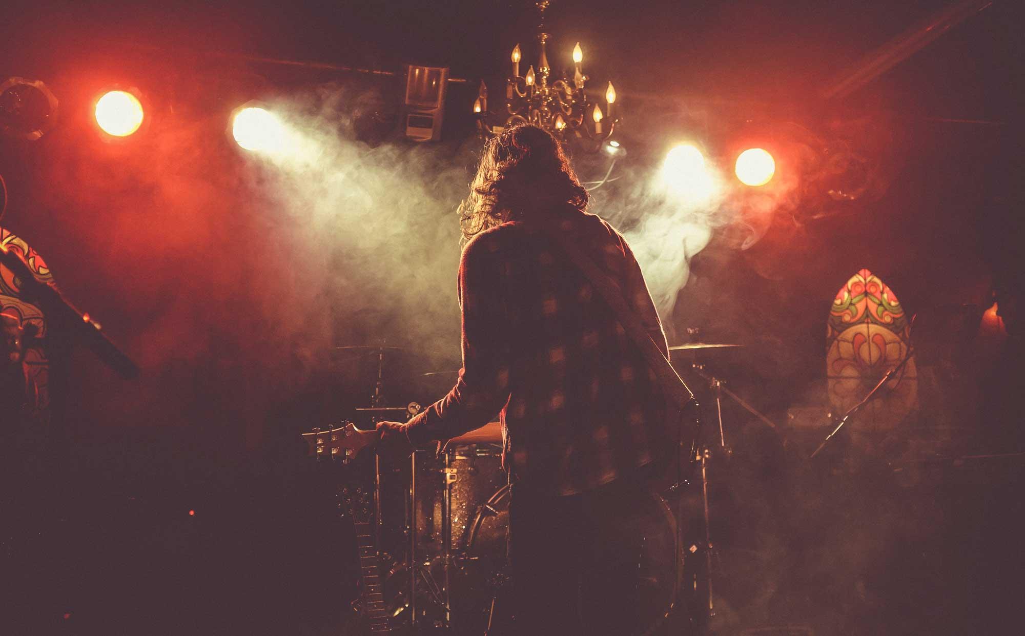 Bands suchen, finden, buchen