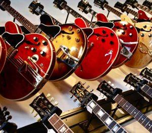 Rock und Gitarre
