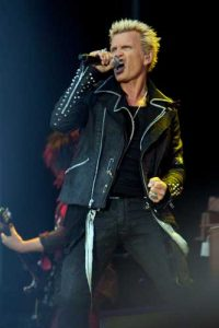 Rock Oldies von Billy Idol