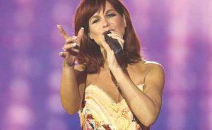 Schlager Sängerin Andrea Berg