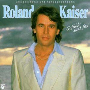 Schlager Sänger Roland Kaiser
