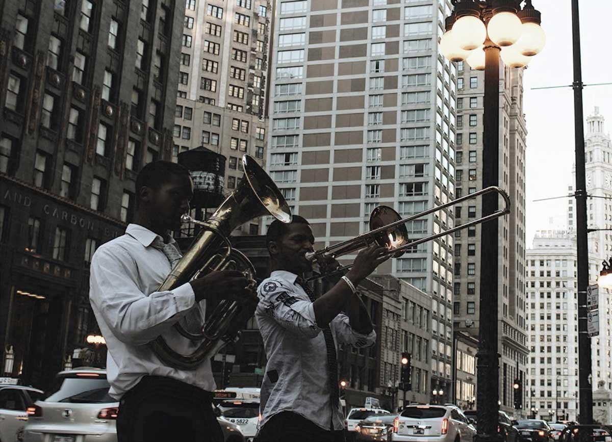 Funk & Soul Musik, Spirit und Bands