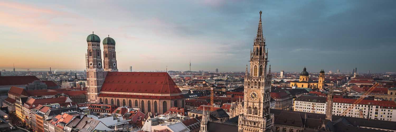 Münchens Künstler, Restaurants, Sehenswürdigkeiten und Partys